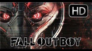Fall Out Boy - Phoenix | Avengers 2 :Age Of Ultron | Music Video