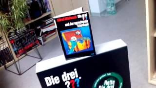 Die drei ??? Autor Christoph Dittert rettet Die drei ???