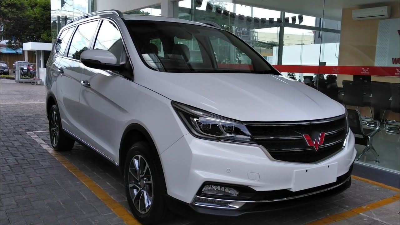 Wuling Cortez 1.8 L I-AMT Start Up & Review Indonesia