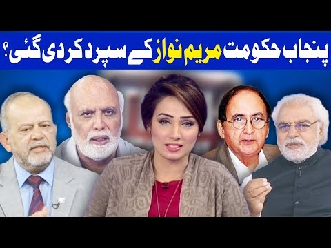 Think Tank With Syeda Ayesha Naaz - 22 December 2017 - Dunya News