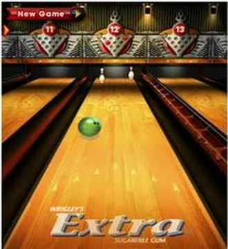 Pro Tour Bowling Game
