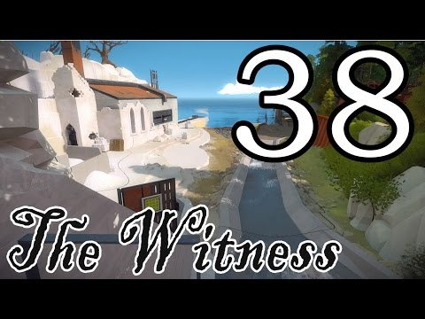 [38] The Witness - Hardcore Puzzle Mixing - Let's Play Gameplay Walkthrough (PS4)