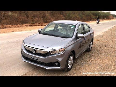 Honda Amaze VX i-VTEC/i-DTEC 2018   Real-life review