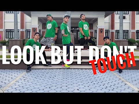 LOOK BUT DON'T TOUCH by Empire Cast   Zumba   Pop   Kramer Pastrana