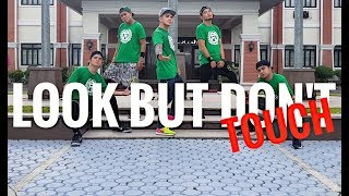 LOOK BUT DON'T TOUCH by Empire Cast | Zumba | Pop | Kramer Pastrana