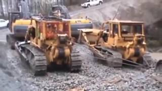 Repeat youtube video Heavy Equipment Accidents Caught on tape Heavy equipment disasters Excavator fail, skills