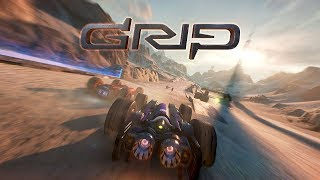 GRIP: Combat Racing - Launch Trailer