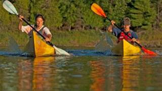 Proper Technique for Paddling a Kayak