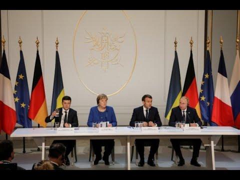 قمة باريس: الرئيسان الروسي والأوكراني يتفقان على التهدئة دون إحراز تقدم نحو حل الأزمة  - نشر قبل 4 ساعة