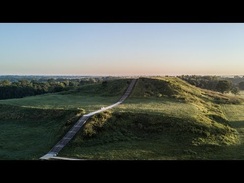 Cahokia Mounds 2017
