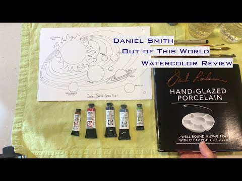 Daniel Smith Watercolor Review