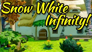 Snow White! | Disney Infinity 2.0 Toy Box