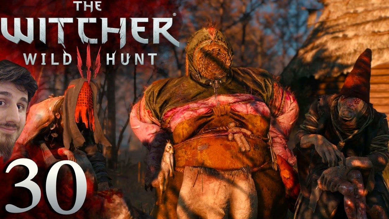 vero affare bello design ultime versioni The Witcher 3 [ITA]-30- Le Tre Megere