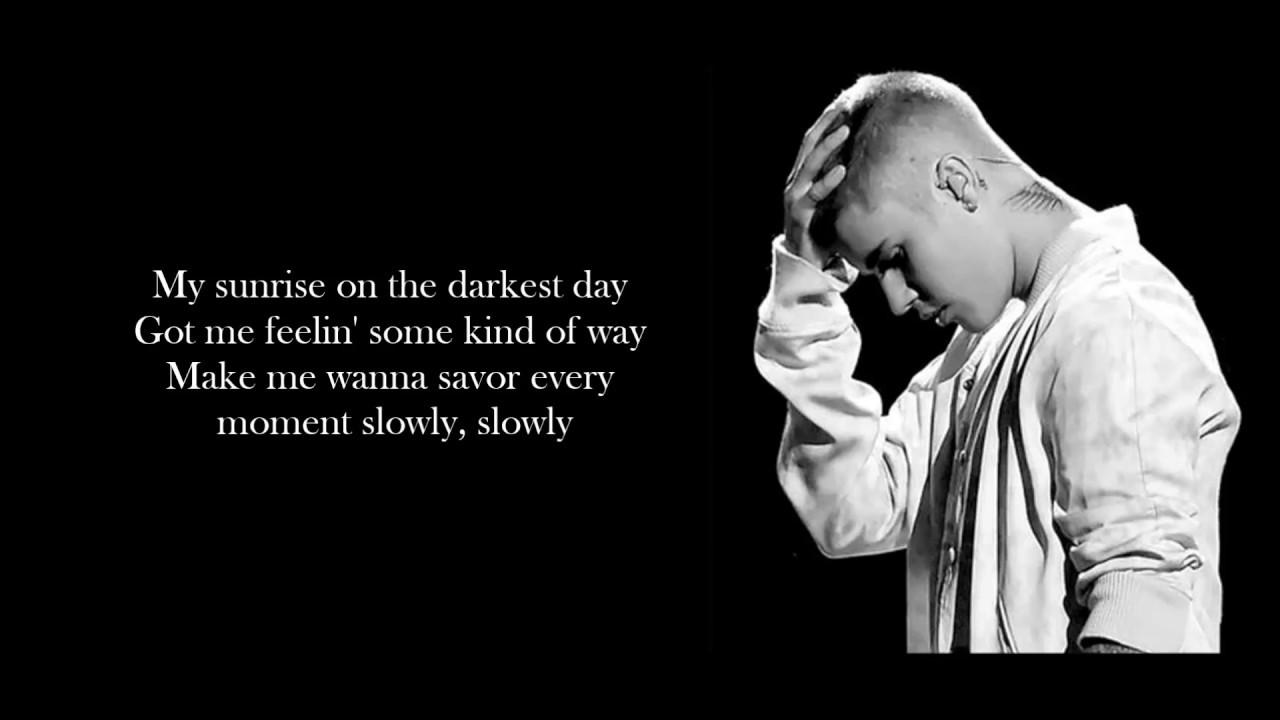 Luis Fonsi, Daddy Yankee - Despacito ft. Justin Bieber (Lyrics ...
