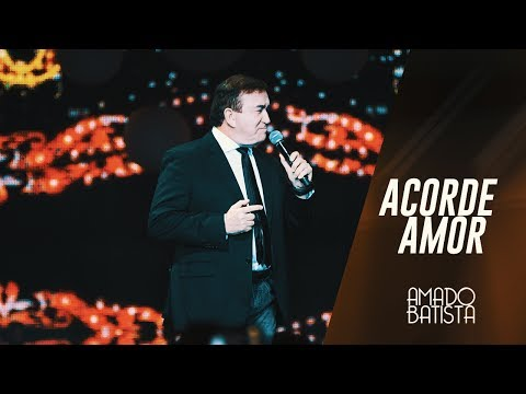 Acorde Amor 8º Andar Amado Batista 40 Anos Youtube