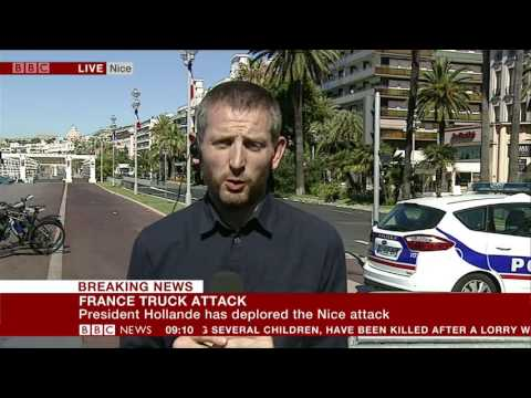 BBC News Special: Attack in Nice - 15th July 2016