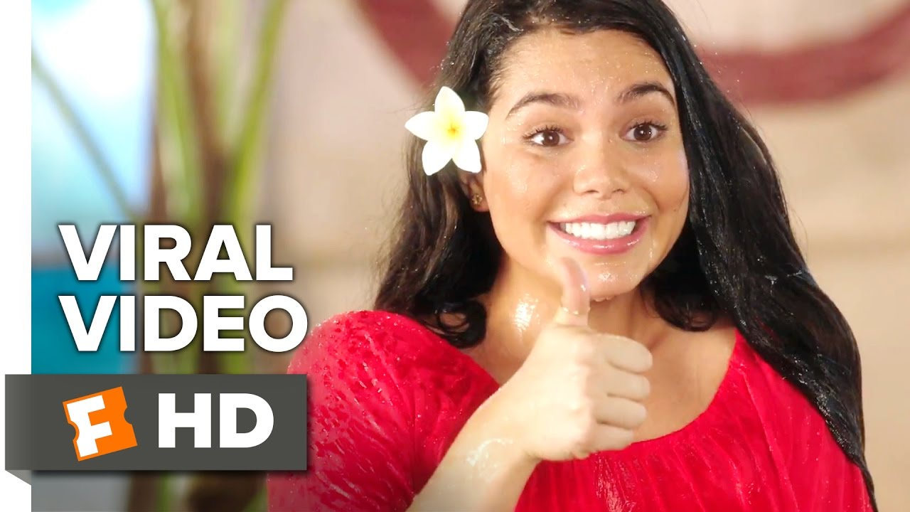 Moana VIRAL VIDEO – Working with Water (2016) – Dwayne Johnson Movie