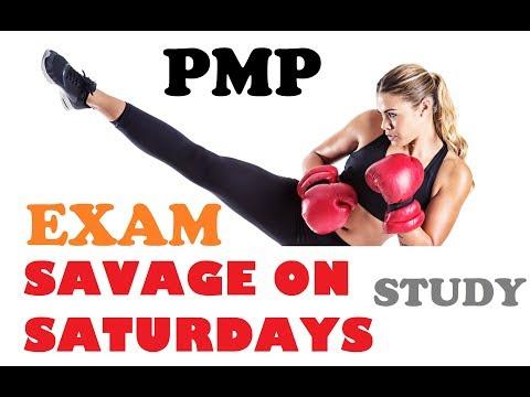 PMP Exam Study Group - Savage on Saturday (1/20/18)