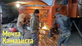 Дагестанец из КАМАЗА сделал VOLVO FH