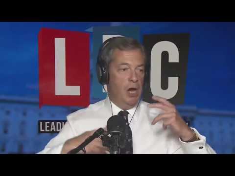 Nigel Farage Discusses Donald Trump and North Korea Situation