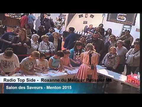 Salon de Saveurs 2015   Part 16 16h00  Roxanne & Kevin atelier de pain et patisserie