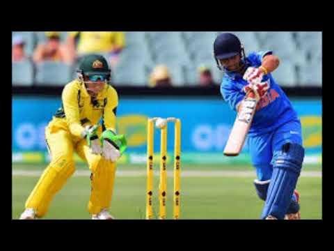 Watch, India vs Australia 2018 WORLD: One Day International Women