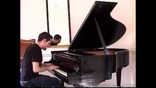 Sarah McLachlan - Sweet Surrender with DJ Tiësto interlude (Voice & Piano) - Michael McWilliams