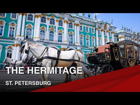 Famous Landmarks of St. Petersburg | The State Hermitage Museum