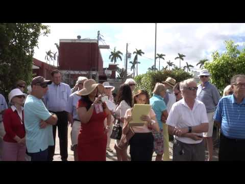 Civic Association Royal Poinciana Way Walking Tour