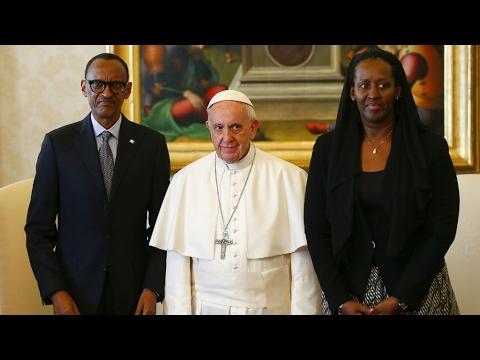 Paul Kagame au Vatican : le pape implore le pardon pour les péchés de l'Église
