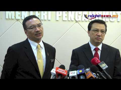 Kelancaran Operasi MH370 Bukti Kejayaan Kerajaan BN - Hishammuddin