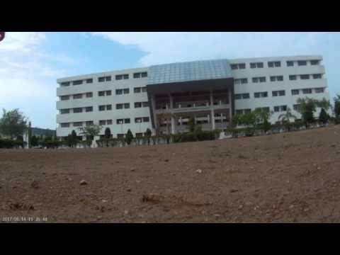 G.H RAISONI, AMRAVATI DRONE SHOOTING (MAIN BUILDING)