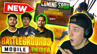 HUGE NEWS FOR PUBG MOBILE INDIA!