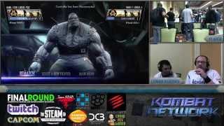 Injustice Tournament - Final Round 18