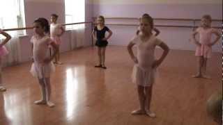 Children's Ballet Class. Ages 7-9