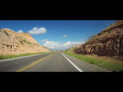Driving from Tombstone, Arizona to Tucson, AZ