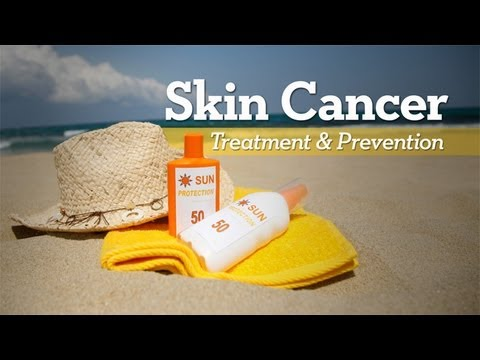 Skin Cancer Treatment And Prevention Research On Aging Youtube