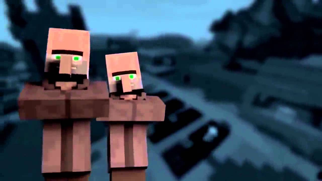 3k In Miles >> 500 Chunks A Minecraft Parody of 500 Miles - YouTube