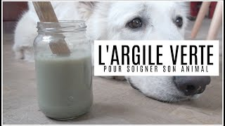 SOIGNER SON ANIMAL AU NATUREL | L'Argile Verte