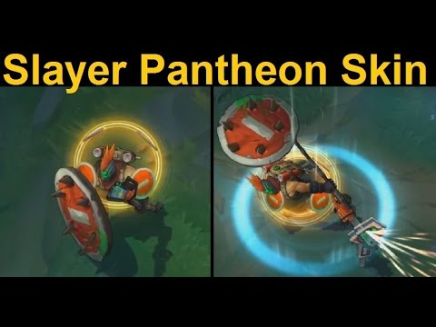 slayer pantheon how to get