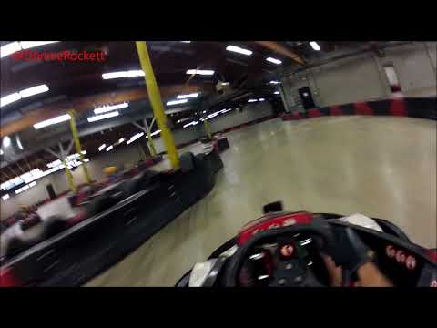 Fast Track Karting, Vancouver area - GoPro