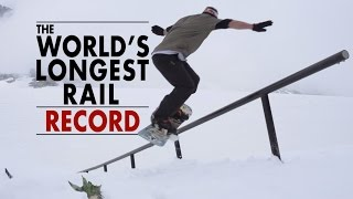Snowboarding the World
