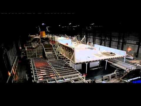 titanic itv mini series timelapse set build youtube
