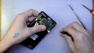 lenovo P780 замена разъема зарядки