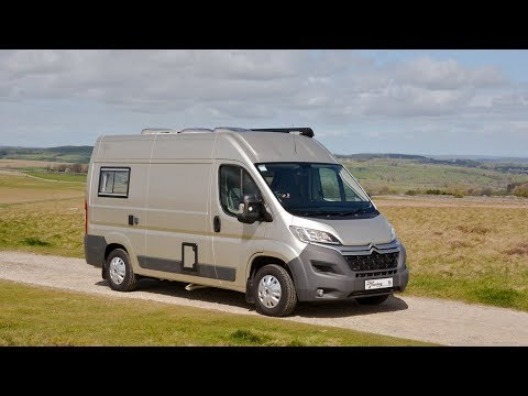 Fifer Touring M (Citroen Relay Medium-wheelbase Campervan)  By East Neuk Campervans