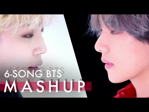 BTS – DNA /Not Today /Fire /Danger /Spring Day /Blood, Sweat & Tears MASHUP