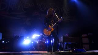 Blackberry Smoke - Holding All The Roses - LIVE 5/7/2015 Houston, TX