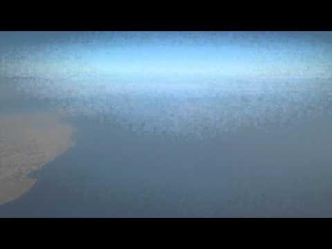 Flight Over The Strait of Hormuz