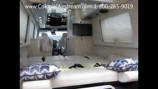 Top Quality Mercedes Sprinter Luxury RV Conversion Limo Van by Airstream Interstate