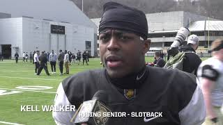 Army Football: Spring Scrimmage Report 3-30-19